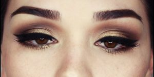Creating an Evening Look: Make up for Eye (Lid or Brow)